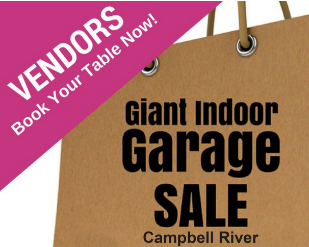 Campbell river garage sales