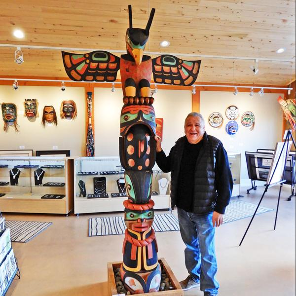 First Nations Artwork and Crafts Galleries