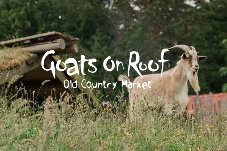 Old Country Market- Goats on the Roof