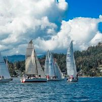 Sailing Cowichan Valley